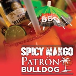 Spicy Mango Patron Bulldog Image