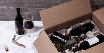 Vinfluence - shipment image
