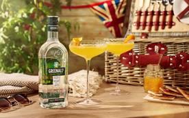 Greenall's Extra Reserve Breakfast Martini